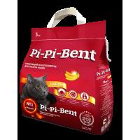 Наполнитель Pi Pi Bent Банан, 5кг