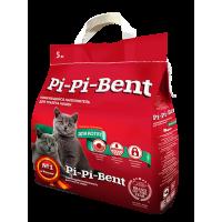 Наполнитель Pi Pi Bent для котят, 5кг
