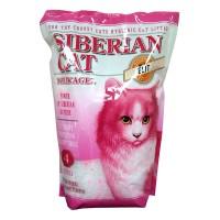 Наполнитель Сибирская кошка ЭЛИТА силикагель для привередлив. кошек