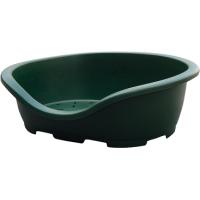 Marchioro лежанка Perla 3, зеленый, 66х46х25 см