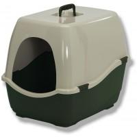 Закрытый туалет Marchioro BILL 1S, зелено-бежевый