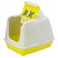 Био-туалет Moderna Flip Cat 50х39х37h см с совком