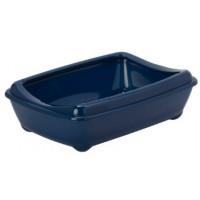 Лоток с бортом Moderna Arist-O-Tray M, 43х30х12h см, синий