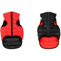 Жилетка AiryVest для собак  XS 30см, красно-черная