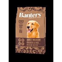 Banters Adult Medium для взрослых собак средних пород