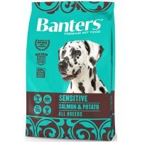 Banters Sensitive лосось с картофелем, для собак с чувствительной пищеварительной системой