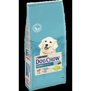 Сухой корм Dog Chow® Puppy для щенков, с ягнёнком, 2,5 кг