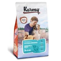 Karmy для собак средних и крупных пород, Ягненок