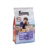 Karmy для щенков до 4х месяцев всех пород, Индейка