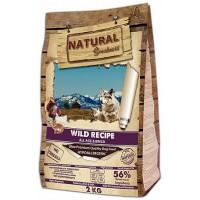 Natural Greatness Wild Recipe с уткой, индейкой и кроликом, для собак всех пород