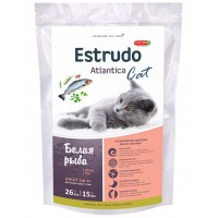 Porcelan Estrudo Atlantica для кошек с чувствительным пищеварением