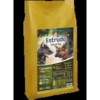 Estrudo Security для собак, говядина 20 кг