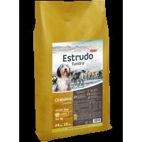Estrudo Tundra для собак крупных пород, оленина