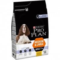 Pro Plan для собак старше 7 лет