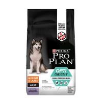 Pro Plan беззерновой для собак с чувствительным пищеварением, с индейкой