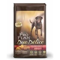 Pro Plan Duo Delice для взрослых собак крупных пород, лосось с рисом