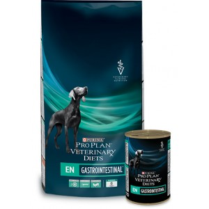 Диетический рацион Purina EN Gastrointestinal  для поддержания здоровья желудочно-кишечного тракта, 400г