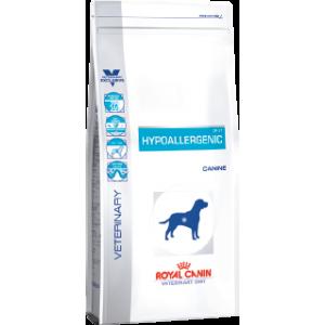 Royal Canin Hypoallergenic DR 21 Диета для собак с пищевой аллергией или непереносимостью, 2 кг