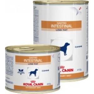 Royal Canin Gastro Intestinal Low Fat Canine Диета с ограниченным содержанием жиров для собак при нарушениях пищеварения, 0,41г