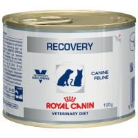 Royal Canin Recovery Диета для собак и кошек в период анорексии, выздоровления, 195 г