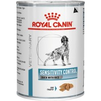 Royal Canin Sensitivity Control Диета для собак при пищевой аллергии или непереносимости, 420 гр