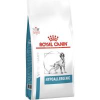 Royal Canin Hypoallergenic для собак с пищевой аллергией