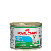Royal Canin Adult Light для взрослых собак с 10 месяцев до 8 лет. 0,195кг