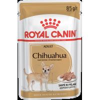 Royal Canin Chihuahua Adult (паштет) корм для собак породы Чихуахуа в возрасте от 10 месяцев, 85г