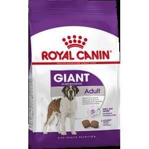 Royal Canin для взрослых собак гигантских пород: весом более 45 кг, c 18 мес.