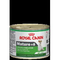 Royal Canin Mature +8, для стареющих собак старше 8 лет, 0,195кг