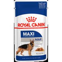 Royal Canin Maxi Adult, для собак от 15 месяцев до 8 лет. 140г