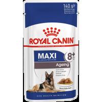 Royal Canin Maxi Ageing 8+, для собак старше 8 лет. 140г