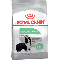 Royal Canin для взрослых собак средних пород забота о пищеварении