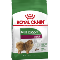 Royal Canin Mini Indoor Adult для взрослых собак в возрасте от 10 месяцев (вес взрослой собаки до 10 кг)