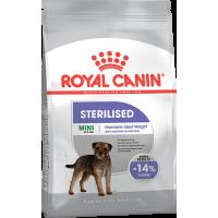 Royal Canin Mini Sterilised для стерилизованных собак