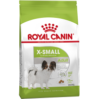 Royal Canin X-Small Adult для миниатюрных собак от 10 месяцев до 8 лет.
