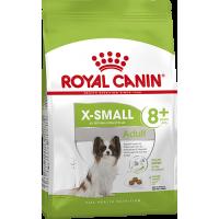 Royal Canin X-Small Adult 8+ для миниатюрных собак от 8 до 12 лет. 0,5кг