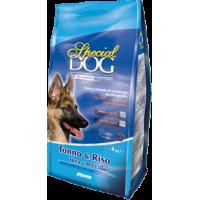Special Dog корм для собак, тунец и рис