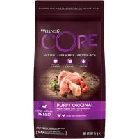 Core для щенков мелких и средних пород,индейка и курица