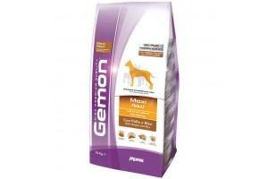 Обзор корма Gemon для собак крупных пород