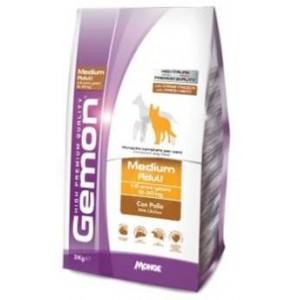Gemon Dog PFB Regular 25/14 корм для взрослых собак средних пород с курицей