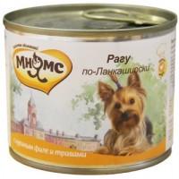 Консервы Мнямс для собак Рагу по-Ланкаширски, 200 г