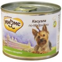 Консервы Мнямс для собак Касуэла по-Мадридски, 200 г
