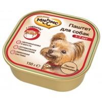 Ламистер Мнямс собак с говядиной, 150 г
