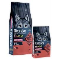 Monge Bwild для собак из мяса оленя