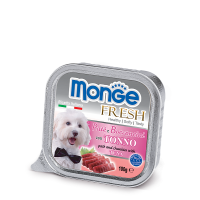 Консервы Monge Fresh для собак тунец 100 г