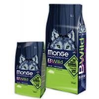 Monge Bwild для собак с мясом дикого кабана