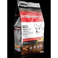 ProBalance для активных собак, 15 кг