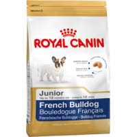 Royal Canin для щенков французского бульдога до 12 мес.