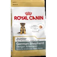 Royal Canin для щенков немецкой овчарки до 15 мес.